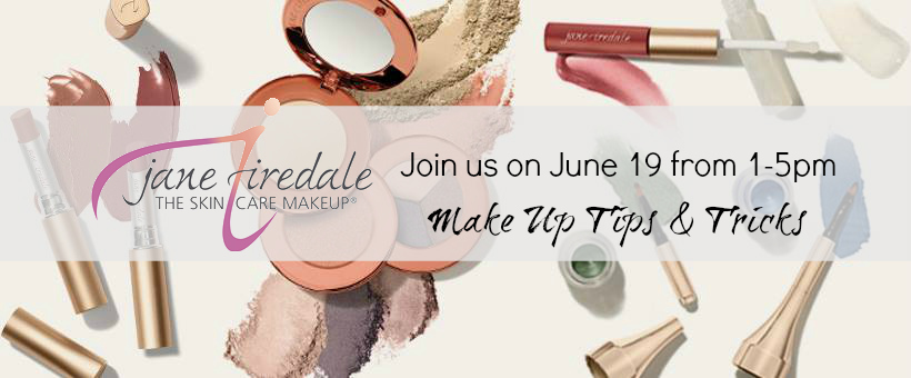 jane iredale event cover