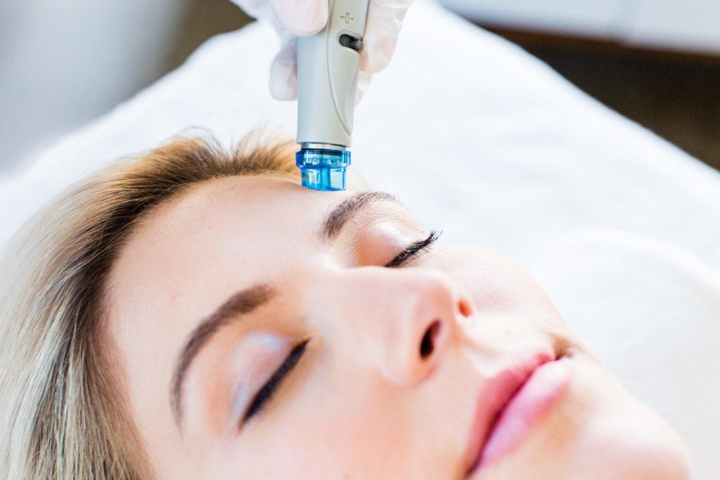 hydrafacial treatments in in grosse pointe