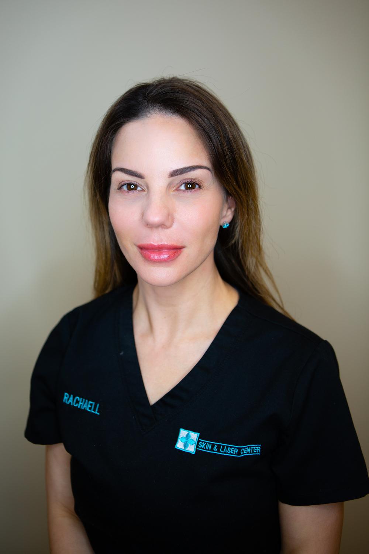skin and laser center team Rachaell